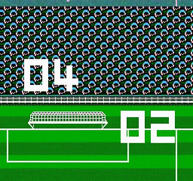 Retrogaming Fifa World Cup 2014 : Italy Uruguay (Tecmo World Cup Soccer Nes)