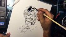 Tokyo Ghoul:re Drawing- Sasaki Haise (Eyepatch Mask)