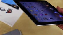 iPad 2 Smart Cover Unboxing/Review