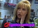 Cynthia Rothrock on 'The Girlie Show' (UK TV)