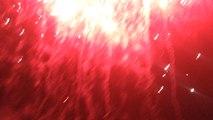 Fêtes d'Arvor: le feu d'artifice