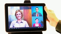 VidyoMobile HD video conferencing on Android smart phones and tablets