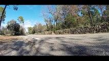 Wheeling , Stoppies , Pointe & de la Zik avec Nico et Kev750i