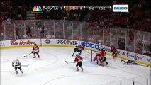 Dave Bolland rocks Mike Richards June 1 2013 LA Kings vs Chicago Blackhawks NHL Hockey