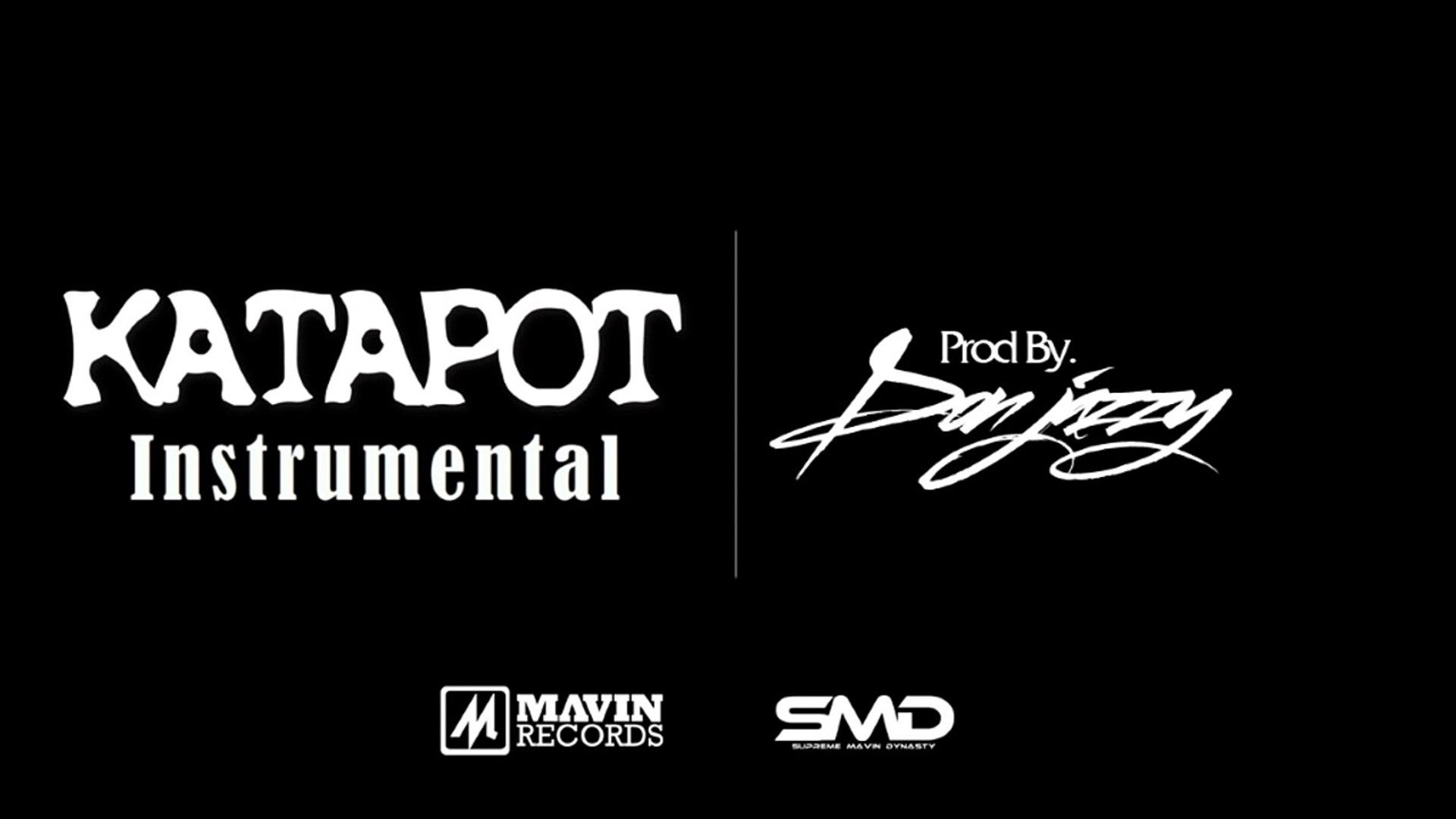 Katapot Instrumental - Produced by Don Jazzy