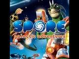 Spore Galactic Adventures Soundtrack - Psychedelic Moongarden