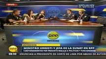 PATRICIA DEL RIO LE HACE EL PARE A URRESTI EN VIVO RPP