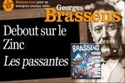 Debout sur le Zinc - Les Passantes - Brassens chanté par... (officiel)