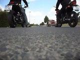 KTM Duke 125 vs. Honda CBR 125