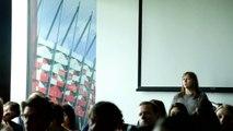 MoneyGram's CEO Pamela H. Patsley Hosts Press Conference at Global Business Center in Warsaw, Poland