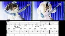 "10) Lindemann - Skills In Pills (Guitar & Bass cover + TAB | ""Skills In Pills"" lesson HD)"