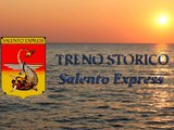 Treno Storico Salento Express - Promo Treno dei Misteri 29 Marzo 2013