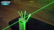 http://www.lasereshop.com/green-laserpointer/p-27.html Green laser pen light matches