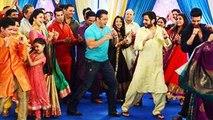 Salman Khan's CRAZY Dance With Divyanka Tripathi & Karan Patel | Yeh Hai Mohabbatein