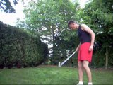 TIGER WOODS - Golf Tricks