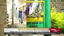 Global Praise for Project Beautifying Kenyan Slums and Creating Jobs