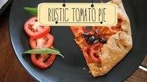 Rustic Tomato Pie | Easy To Make Brunch Recipe | Beat Batter Bake With Priyanka