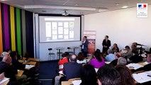 Pitch d'iAdvize lors de la 2nde matinale Openmap Numériques le 19 juin 2015