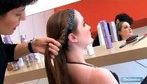 videos doctissimo fr Coiffure soirée facile   comment faire une coiffure simple pour soirée en vidéo   une vidéo beauté   Doctissimo