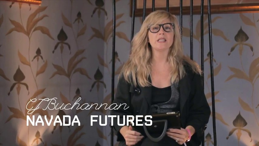 CultureTECH iPad Interviews - CJ Buchannan