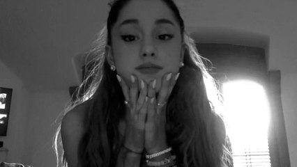 Ariana Grande apologises for licking those doughnuts