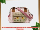 Pink Lining 12SS205 Wickeltasche Blooming Gorgeous Pink Butterflies