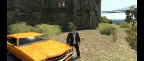 Life on Mars Intro - GTA IV World Trade Center mod