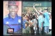 Delincuentes asesinaron de 7 balazos a conocido sicario de Trujillo