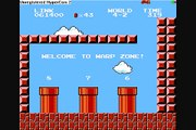 Super Mario Bros. Crossover Link Speed Run