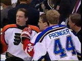 2002 NHL All Stars - Super Skills - Pass & Score