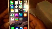 APPLE IPHONE 6 TRUE CLONE COPY REPLICA ORIGINAL LIKE IOS WITH APP STORE VERSION