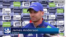 James Anderson on Prince Charles, Trevor Bayliss and Cardiff Ashes Test