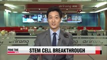 From skin cells to stem cells that can fight off tumors