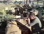 WW2 ZB vz. 26 MG26(t) Light Machine Gun - Blank Firing - WWII REENACTMENT