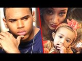 Chris Brown FIGHTS Custody Battle For Daughter Royalty