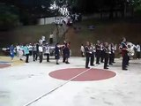 Boys' Brigade Marching Band during School Sports Day
