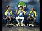Fan Talks mobitel Cricket Fun talk before  Pakistan vs India 2nd Semi Finals.