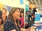 Nicole Guehi  & Elsa a la rencontre des bailleurs de Fonds - London - UK