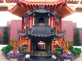 Ling Yen Mountain Tample, Richmond Vancouver BC Canada 灵严山寺