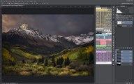 Transparent Layer Dodge and Burn Photoshop Technique