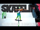 Leticia Bufoni #SKATELIFE | X Games 2015