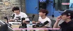 150623 EXO Chanyeol Chen Sehun - Choi Hwa Jung's Power Time Radio (sub español) COMPLETO