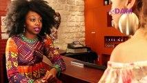 KDAM - BlackBeautyBag et Univers Phyto : TUTORIEL cheveux naturels et interview