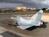ARMEE DE L' AIR Mirage 2000 vols Djibouti!