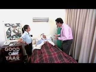 A Funny Scene In The Hospital