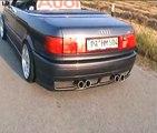 Audi Cabrio V6 2,6 BT Auspuff Extremer Sound