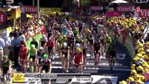 Tour de France : Mark Cavendish gagne au sprint la 7e étape