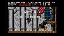 CLASSIC GAMES REVISITED - Gradius (Nintendo NES) Review