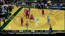 SDSU Basketball Highlights vs. Colorado State 02 02 11