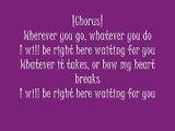 Richard Marx  - Right Here Waiting For You Lyrics
